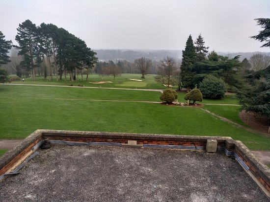 De Vere Selsdon Estate: View from the room
