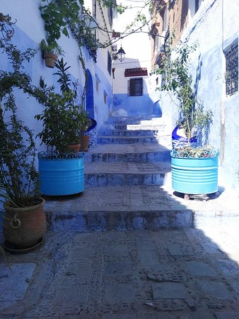 Legendary Morocco Tours: Chefchouen. The blue city.