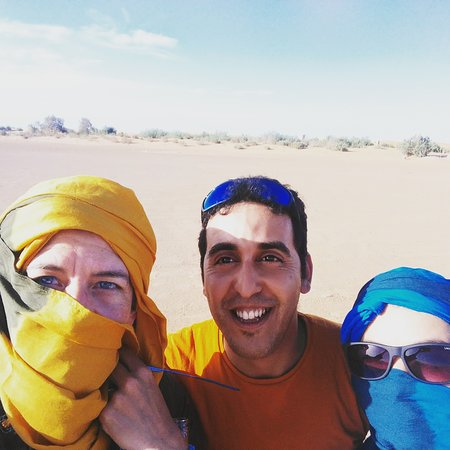 Legendary Morocco Tours: Desert adventures! We rode camels!