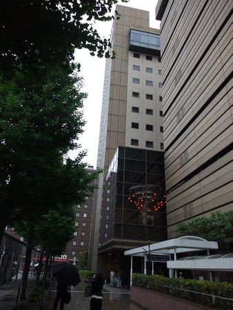 Hotel Keihan Kyoto Grande: vue extérieure de l'hôtel