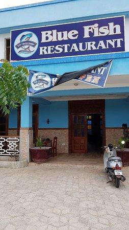 Blue Fish Restaurant Pwani Mchangani