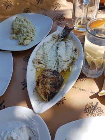 Apanemo Restaurant & Beach Bar Foto