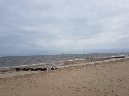 Caister-on-Sea Beach Photo
