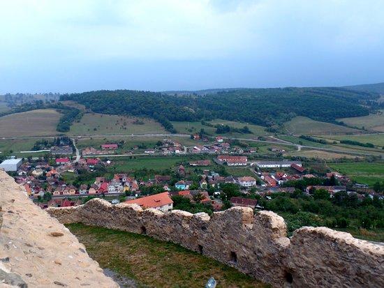 Cetatea Rupea照片