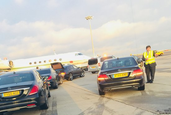 Chauffeurs4VIP: Stansted Airport