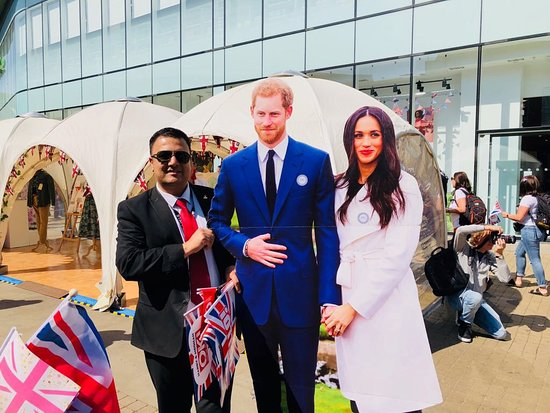 Chauffeurs4VIP: Meghan Markle and Prince Harry's Wedding