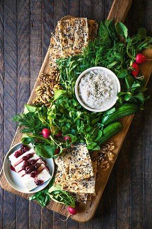 Pistachio: Mixed Platter