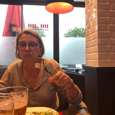 La Boucherie Restaurant: Action !