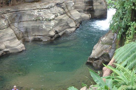 Go Local Fiji Transfers & Tours: Small pool