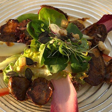 Moerigen, Suiza: Restaurant Seeblick
