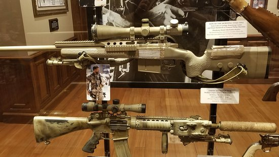 Nra National Sporting Arms Museum Springfield All You