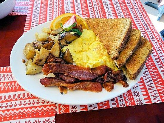 Bright Mornings Bistro & Cafe张图片
