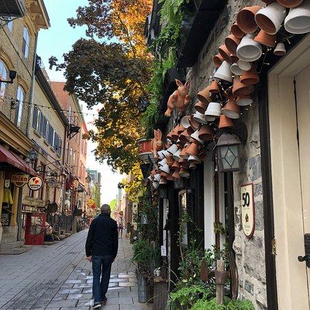 Old Quebec ภาพถ่าย