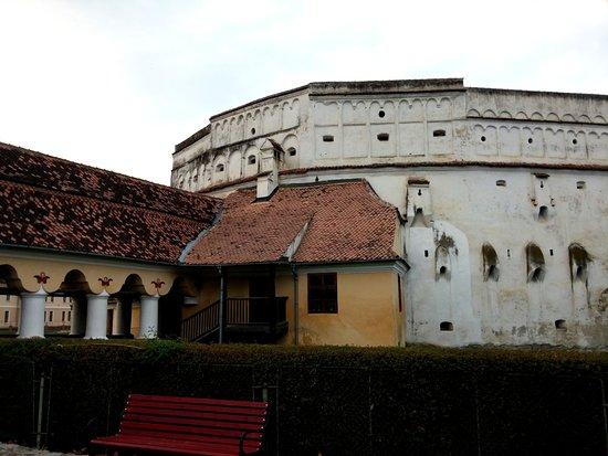 Prejmer, Romania: Церковь-Крепость Прежмер