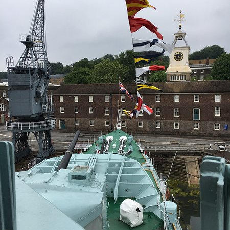 The Historic Dockyard Chatham Resmi