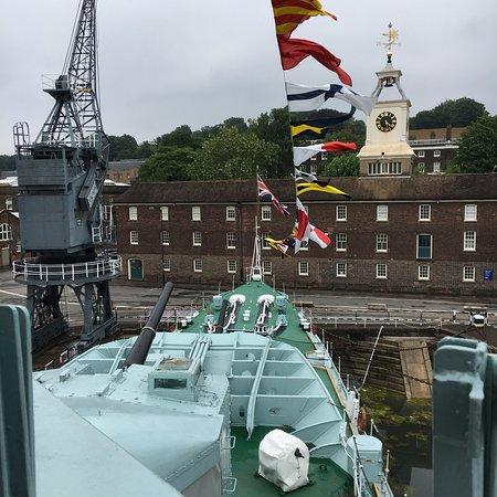 The Historic Dockyard Chatham照片