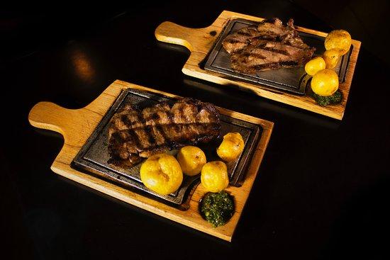 Red Angus Steak and Beer House: Punta de Anca