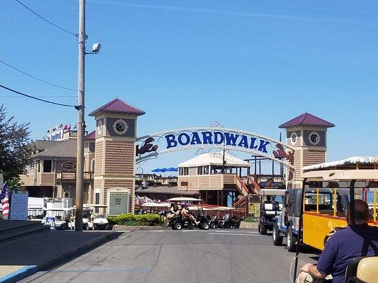 The Boardwalk Foto