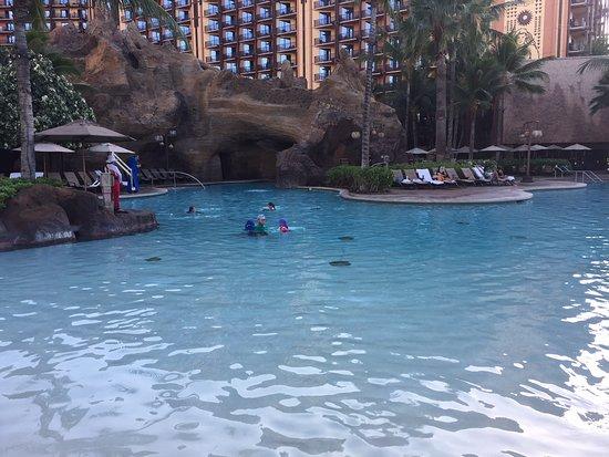 อูลานี อะดิสนี่ย์ รีสอร์ท & สปาอินฮาวาย: family pool