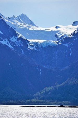 Chilkat State Park: shoreline path