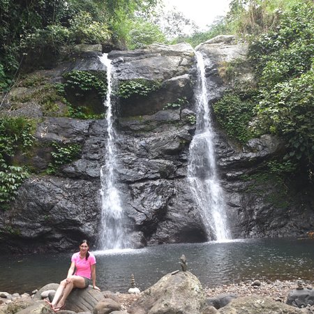Pekutatan, Indonesia: Juwuk Manis Waterfall