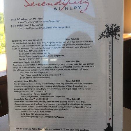 Imagen de Serendipity Winery