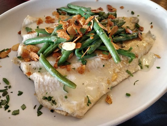 Culinary Dropout : Fish Filet w/ Green Beans