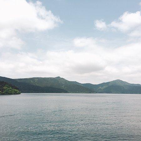 Lake Ashi (Ashinoko) Φωτογραφία
