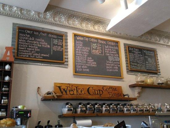 Fort Benton, Монтана: Wake Cup Coffee House