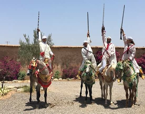 La Ferme Equestre de la Roseraie : animations pour mariage