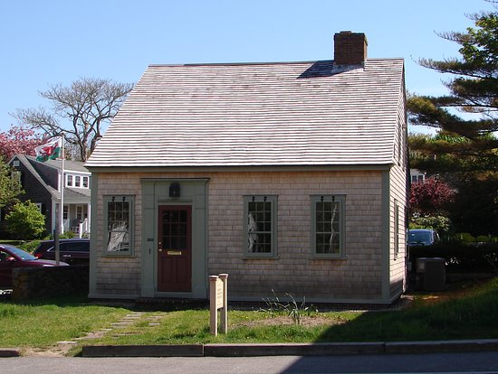 May 2018 - The (Josiah) Mayo House on Main St. in Chatham