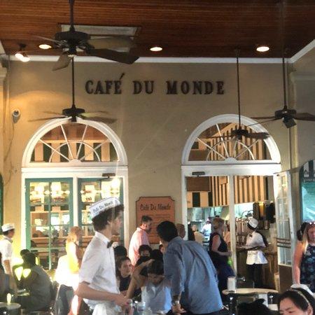 Ảnh về Cafe Du Monde