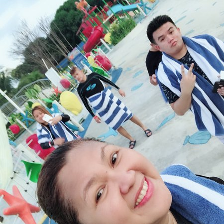 Having fun everytime we visited the Astoria Palawan . The staffs are very accomudating  Special