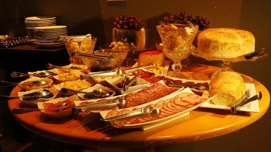 Ristorante Benedetto: Buffet de Antepasto