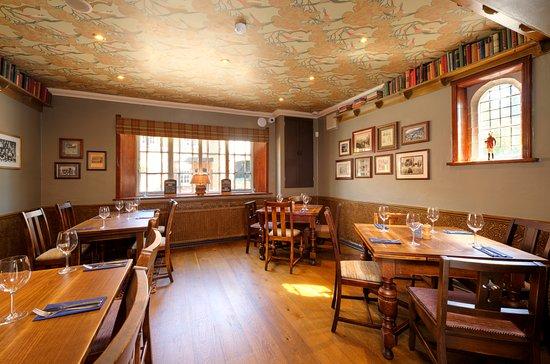 The Goshawk: Hatchmere Room