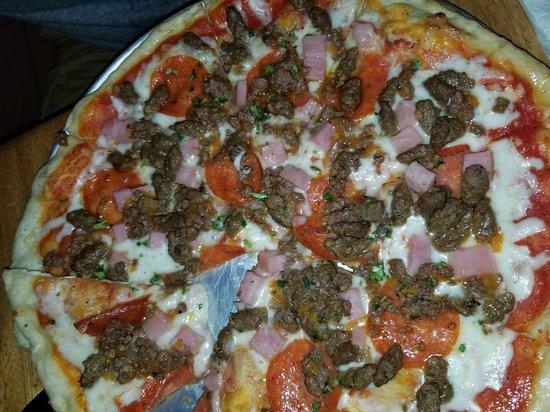 Pizzeria La Pizzarra Foto