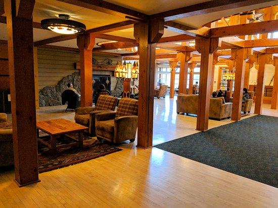老忠實白雪小屋旅館張圖片