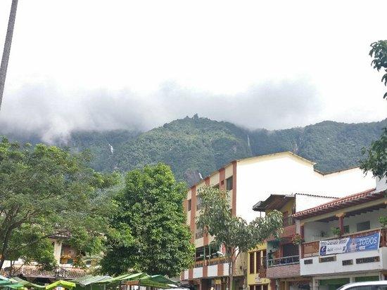 Tamesis, Colombia: Parque Principal
