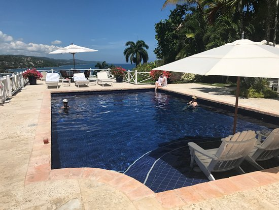 Hopewell, Jamaica: This was our private pool.