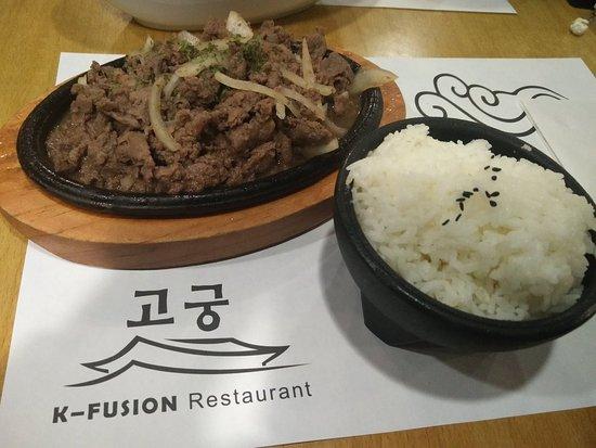 K-Fusion Korean Bbq & Grill Picture