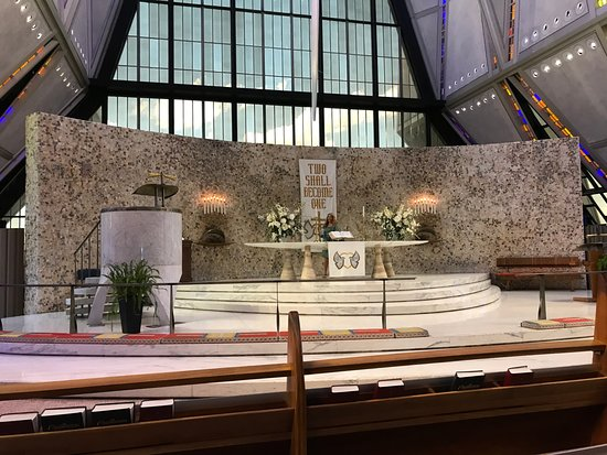 United States Air Force Academy: Chapel for Wedding