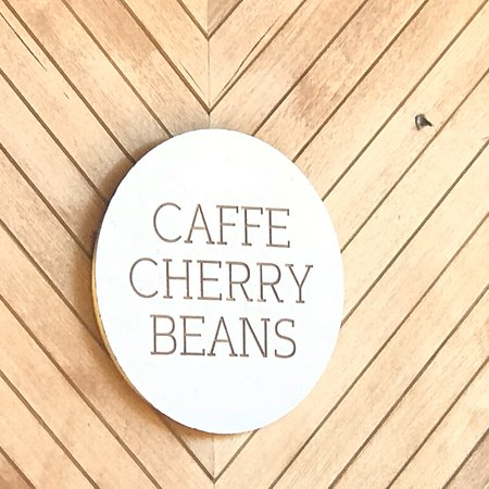 Caffe Cherry Beans Photo