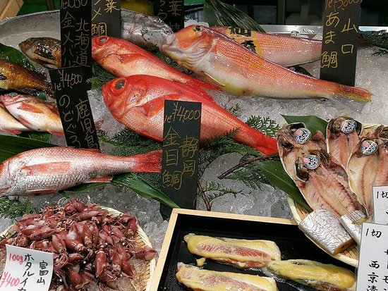 ตลาดปลาสิกิจิ ภาพถ่าย