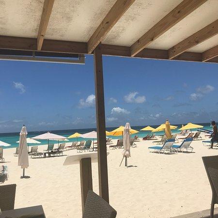 Lunch @ Shoal Bay, Anguilla