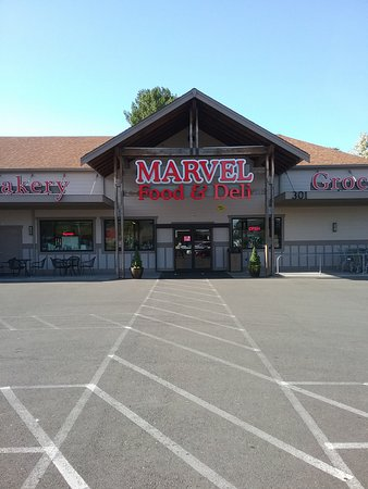 Marvel Food & Deli