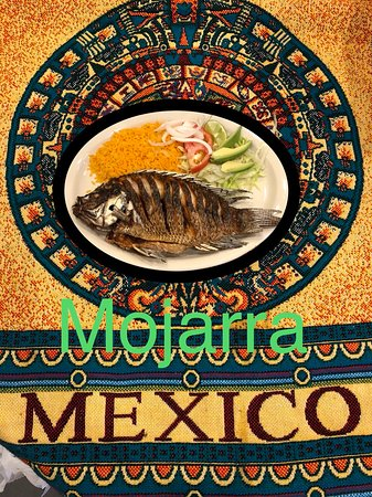 Smoky Mountain Burritos Mexican Grilll: The most amazing mojarra