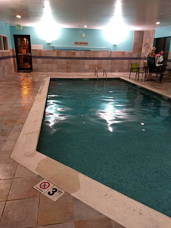 SpringHill Suites by Marriott Pigeon Forge: Indoor Pool