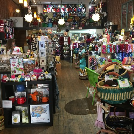 Silverton, OR: Needles, notions, yarn, tea, puzzles