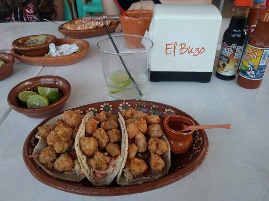 El Buzo Foto