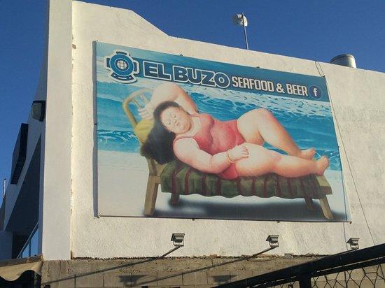 El Buzo Photo